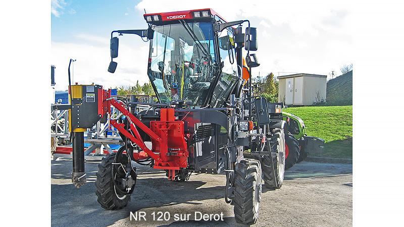NR120 sur DEROT