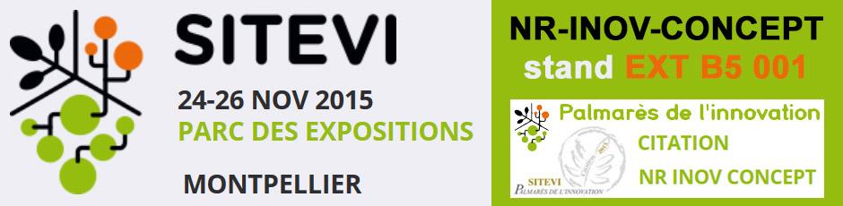 NR-Inov-Concept au SITEVI 2015
