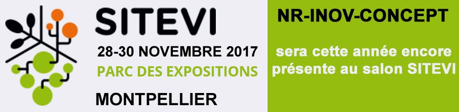 NR-Inov-Concept au SITEVI 2017